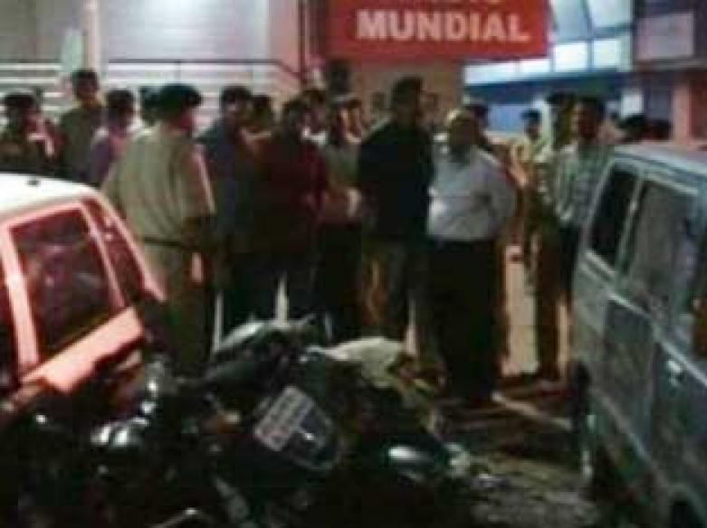 Goa police probe blast, shadowy Hindu group