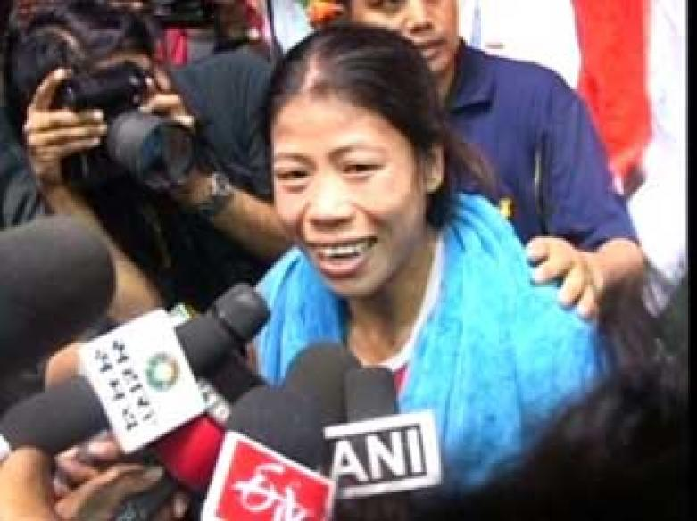 Boxer Mary Kom's suspension revoked after apology