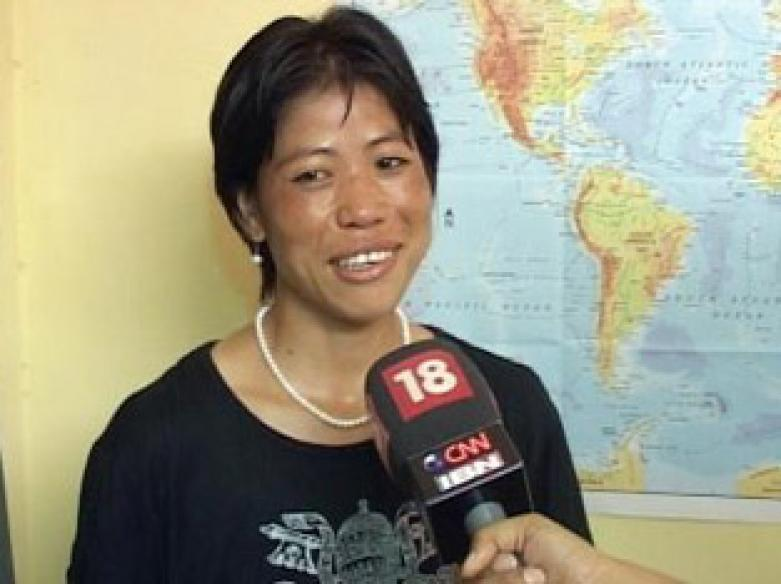 Mary Kom suspended from boxing events