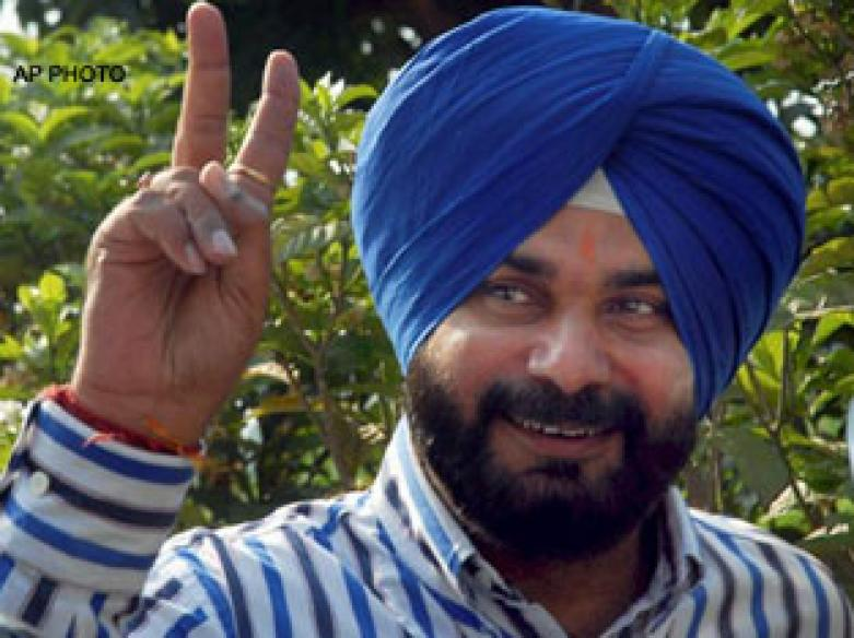 Sidhu returns to his constituency after three months