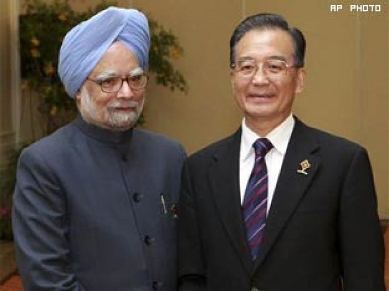 China, India pledge trust, peace, cooperation