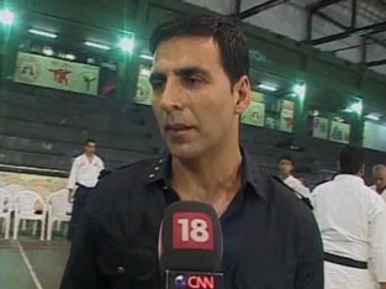 Big Olympic Honor for Akshay Kumar