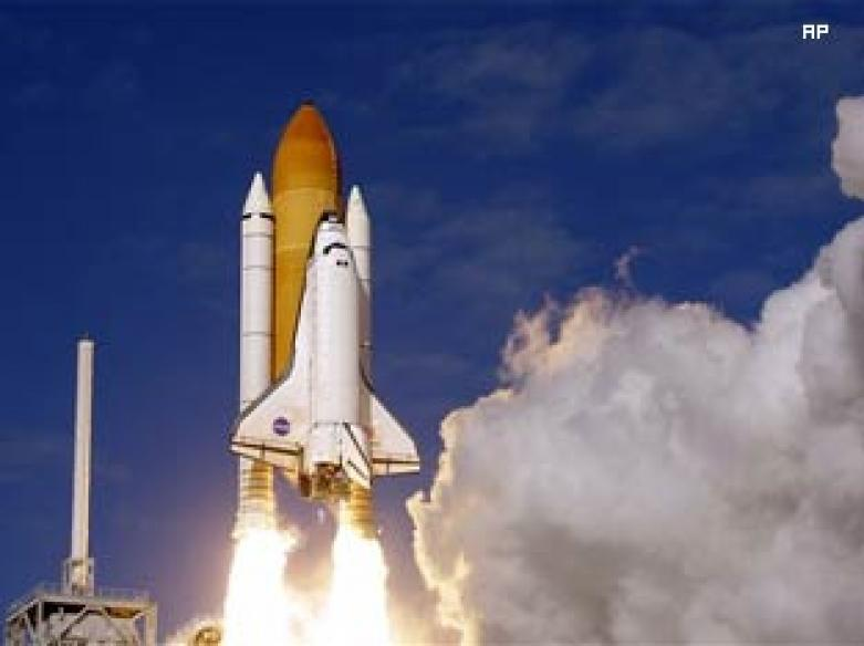Final Frontier: Space shuttle Atlantis blasts off