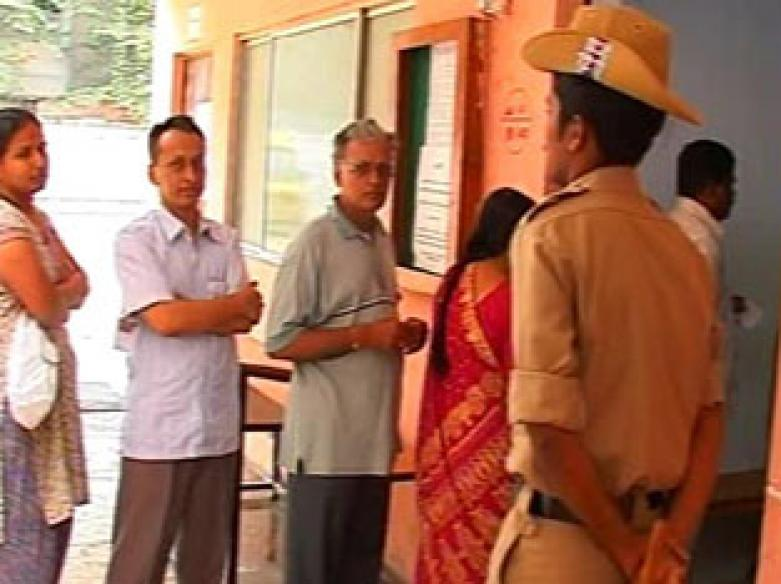Around 70 per cent polling in Kerala by-elections