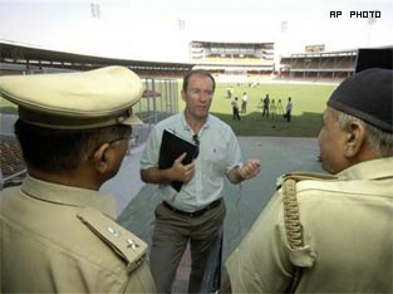 No threat to Sri Lankan team in Ahmedabad: Guj cops