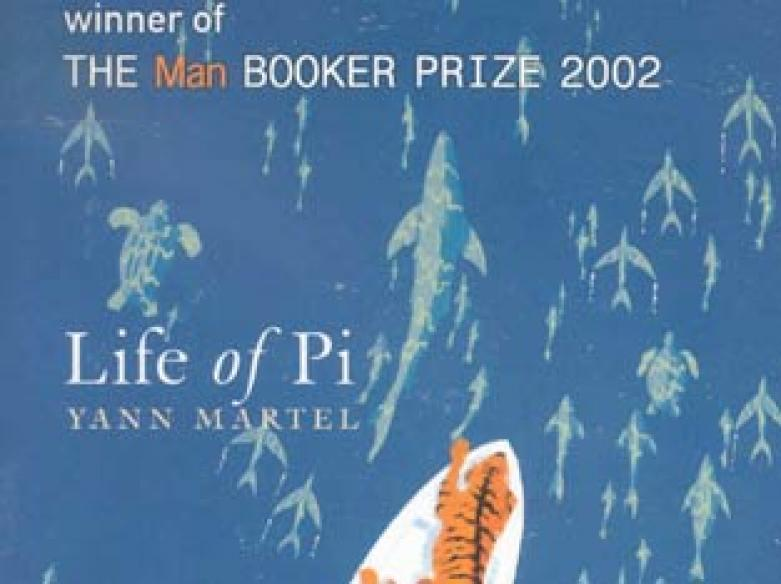 Booker Prize winner Martel returns with a new novel