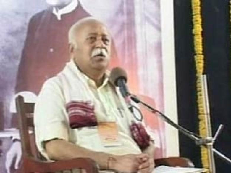 China can get hostile any time, says RSS chief