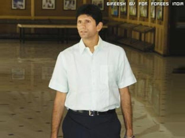 Forbes India: Venkatesh Prasad on BCCI's axe