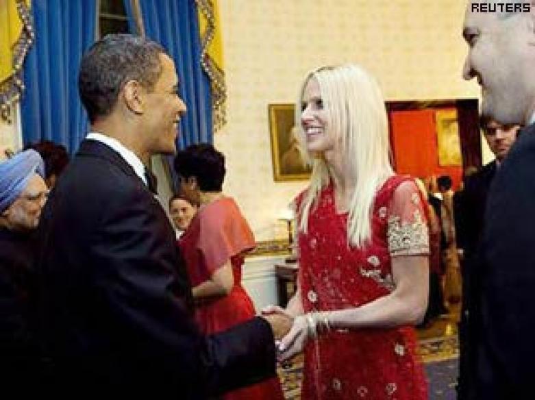 Gatecrasher 'screw up' won't happen again: Obama