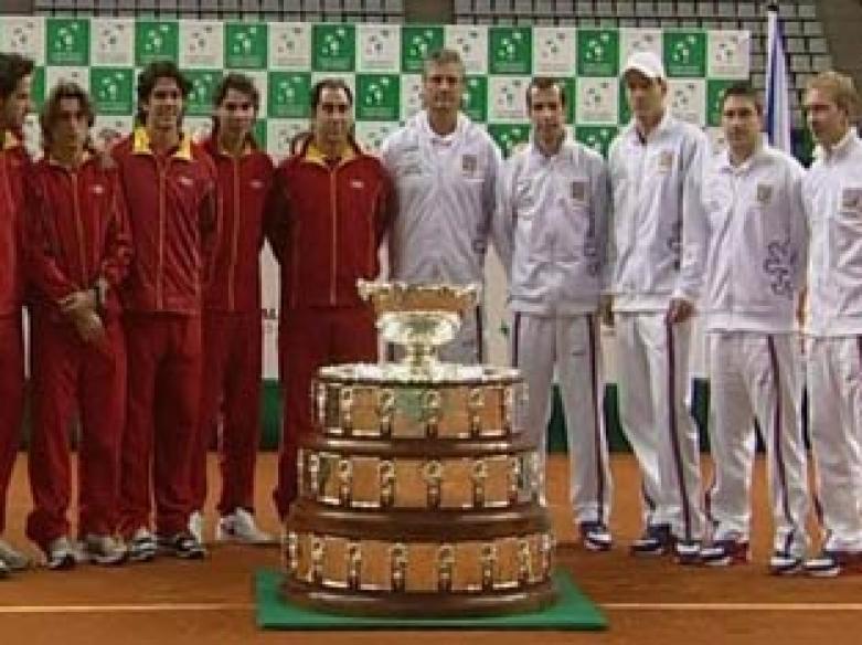 Davis Cup: Spain favourite despite Nadal doubts