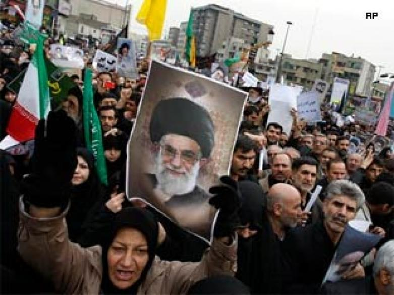 Lakhs take part in pro-government rallies in Iran