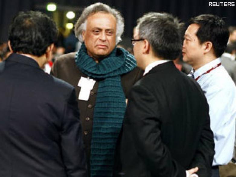 Jairam sells Copenhagen deal, says India did well