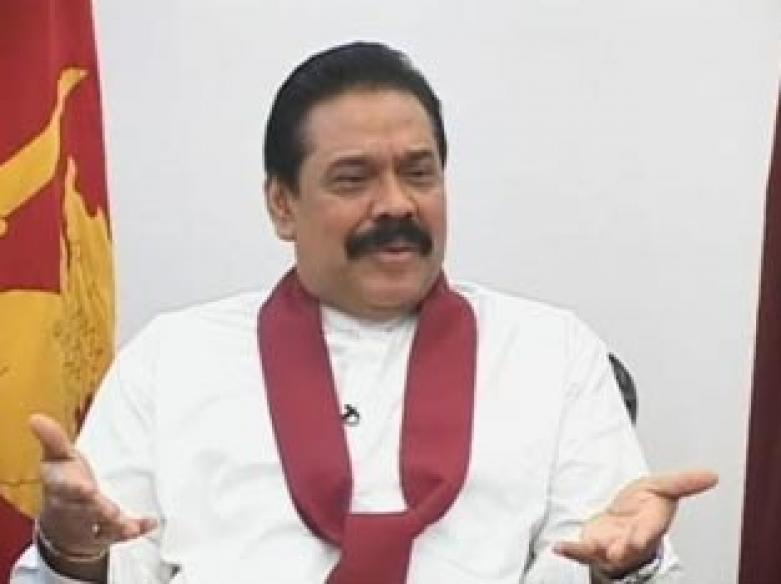 Sri Lanka President 'war criminal', try him: Tamils
