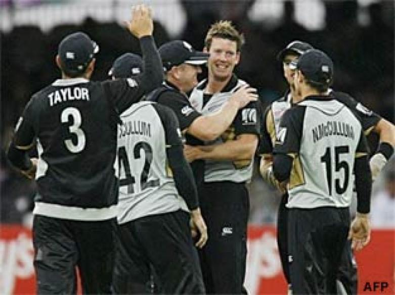 Pakistan team racially abused in New Zealand