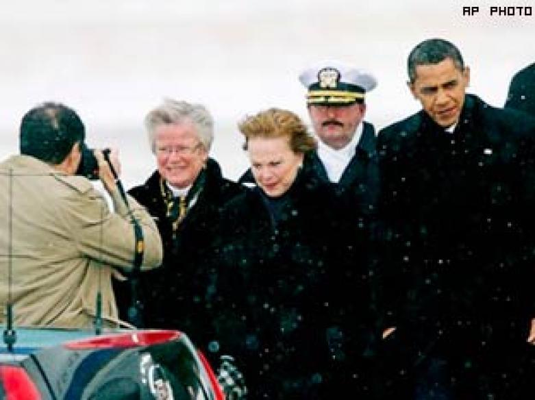 Last day of Copenhagen summit, hope fizzling out
