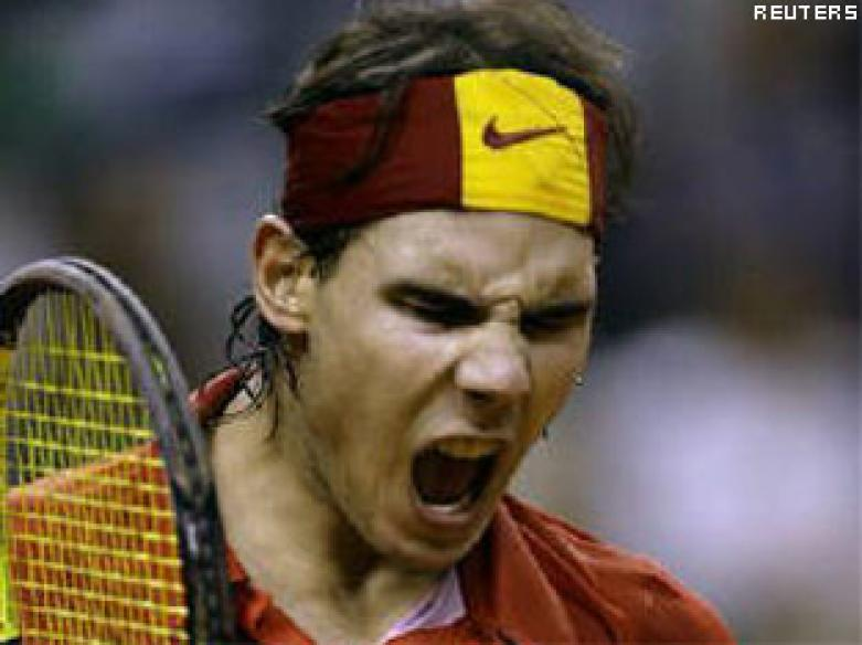 Nadal and Ferrer give Spain 2-0 lead over Czechs