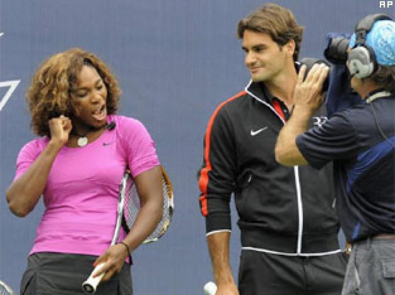Federer and Serena named ITF World Champion