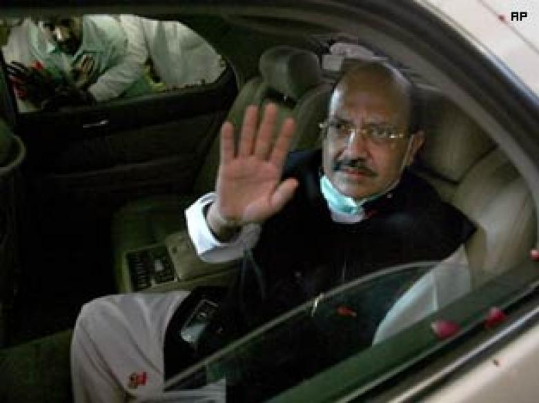 Amar Singh quits as Samajwadi Party Gen Secy