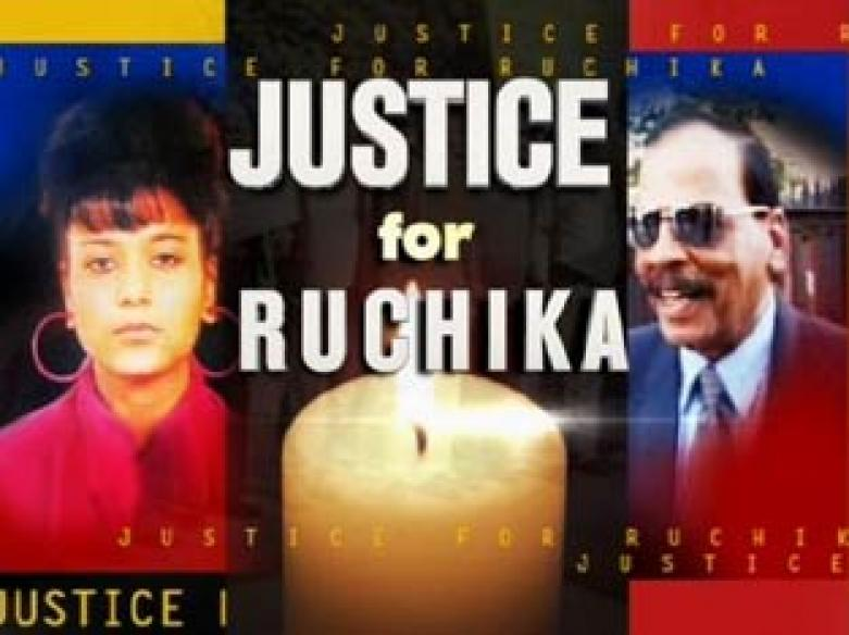 Tirath apprises PM of Ruchika case developments