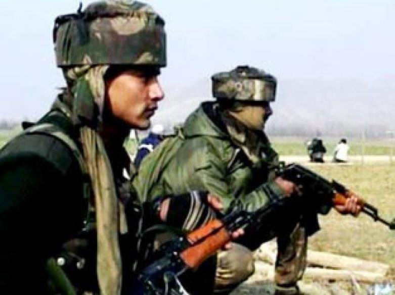 Militants ambush patrolling troops in J&K, kill two