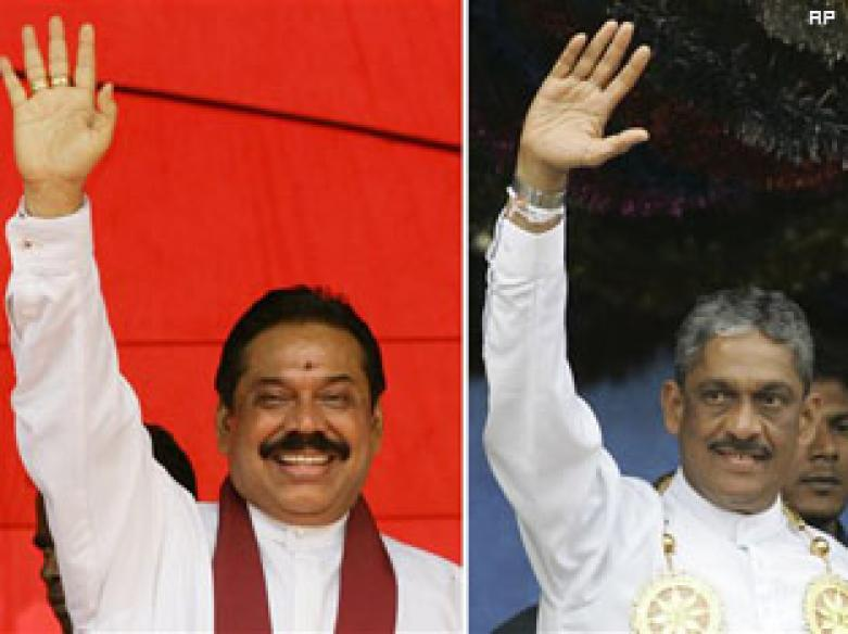 Out of war's shadow, Sri Lankans vote for President