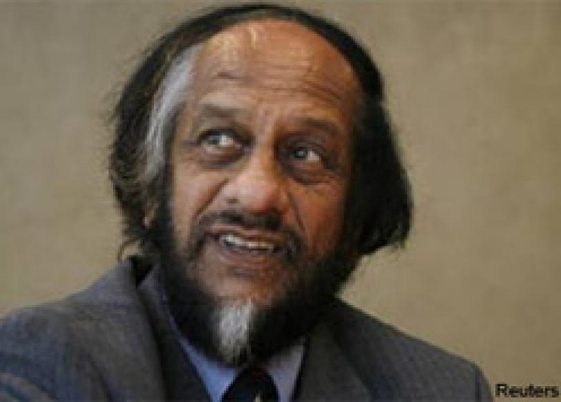 Pachauri won't quit over glacier meltdown blunder