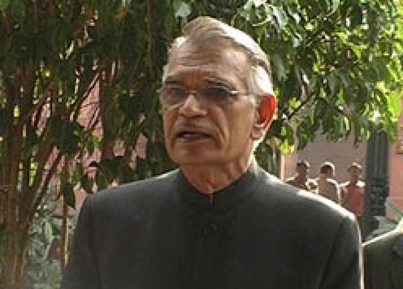 Shivraj Patil's exile over, to get Governor's role