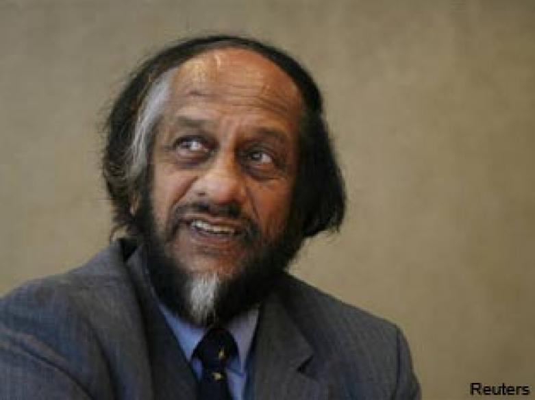 I won't resign, climate change a reality: Pachauri