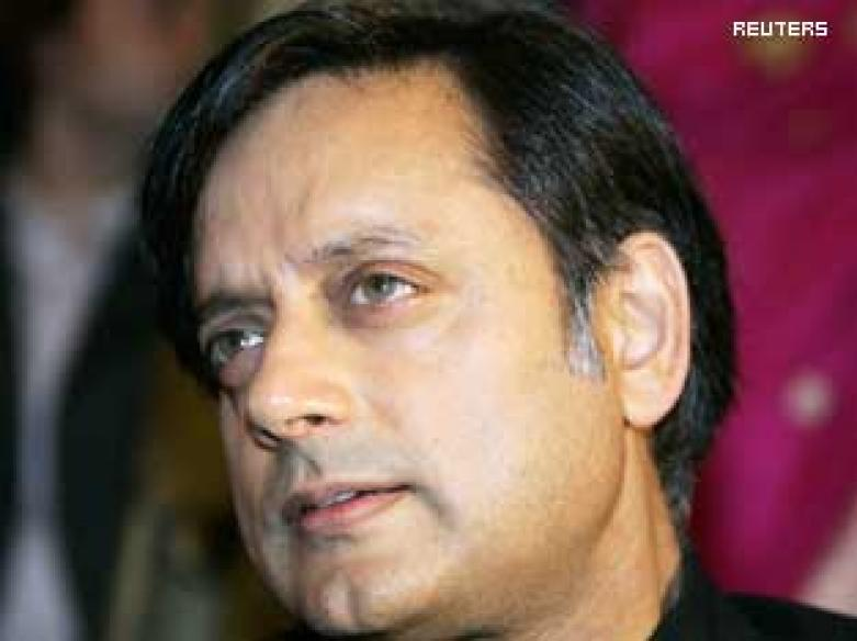 One more time: Tharoor, clarification, controversy