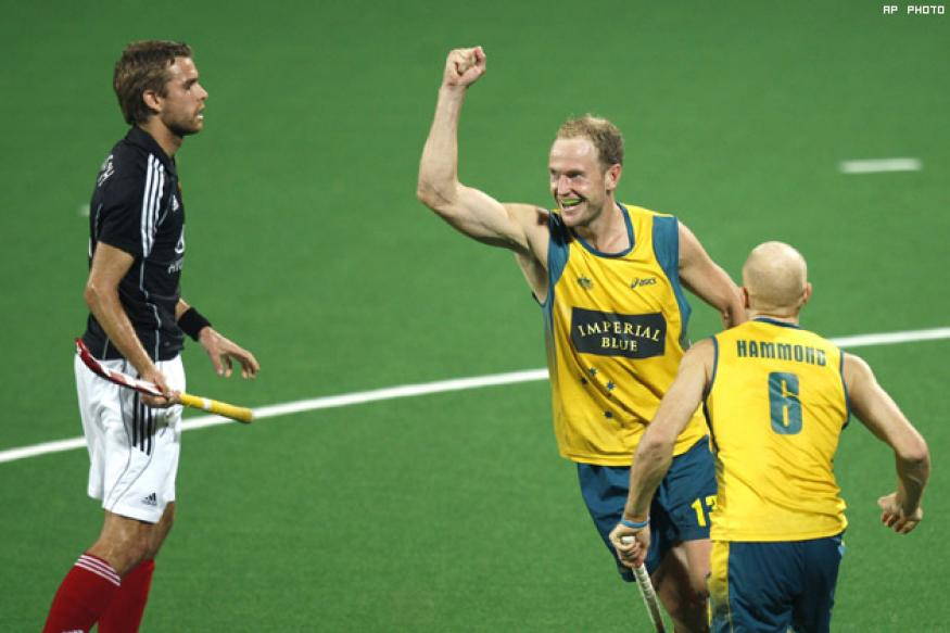 Australia beat Germany 2-1, win Hockey World Cup
