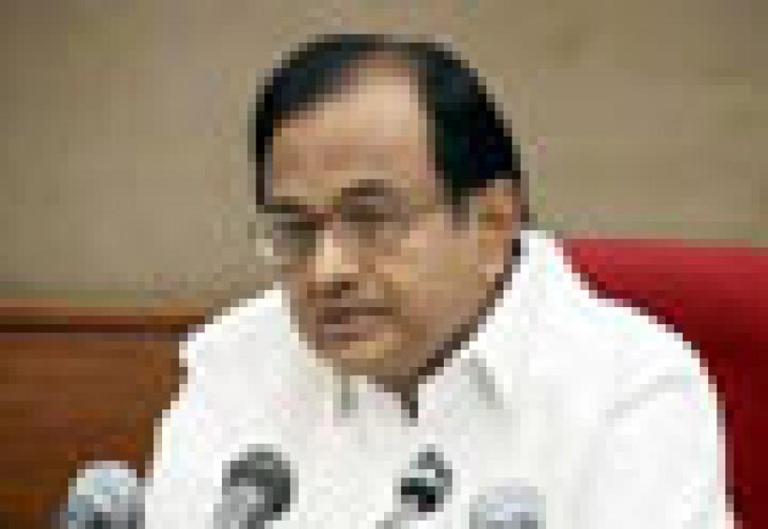 Chidambaram denies authorising phone tapping