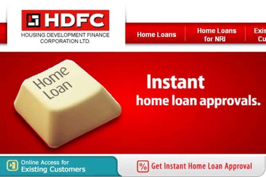 HDFC cuts home loan rate for the first 2 years