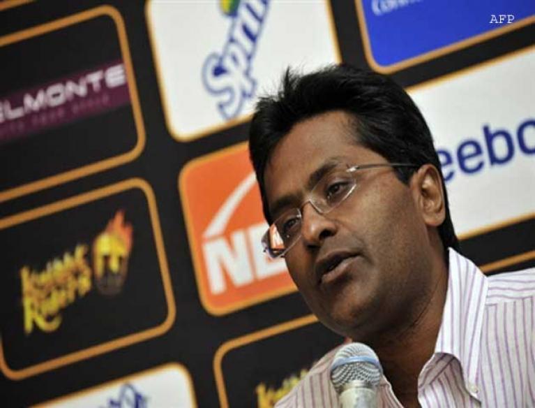 IPL: Tharoor aide calls Modi 'drug peddler'