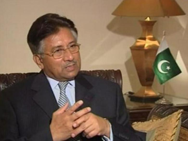 Britian to withdraw Musharraf's security