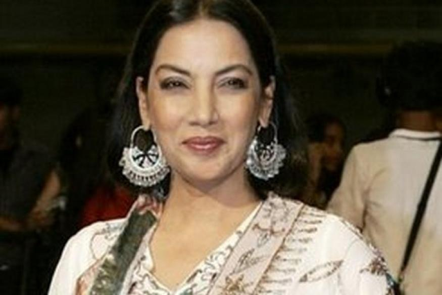 Shabana Azmi Chat Friday 1700 hrs IST