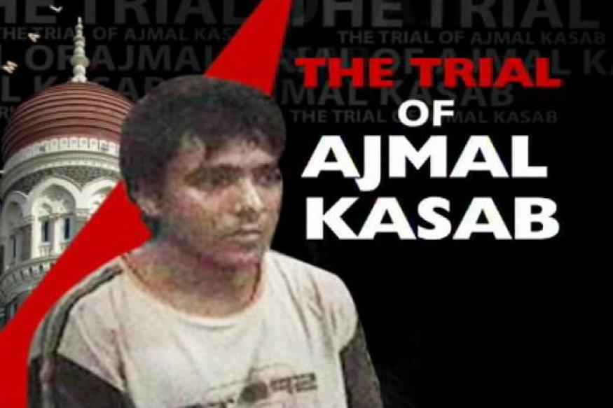 I don't want to say anything, said Kasab