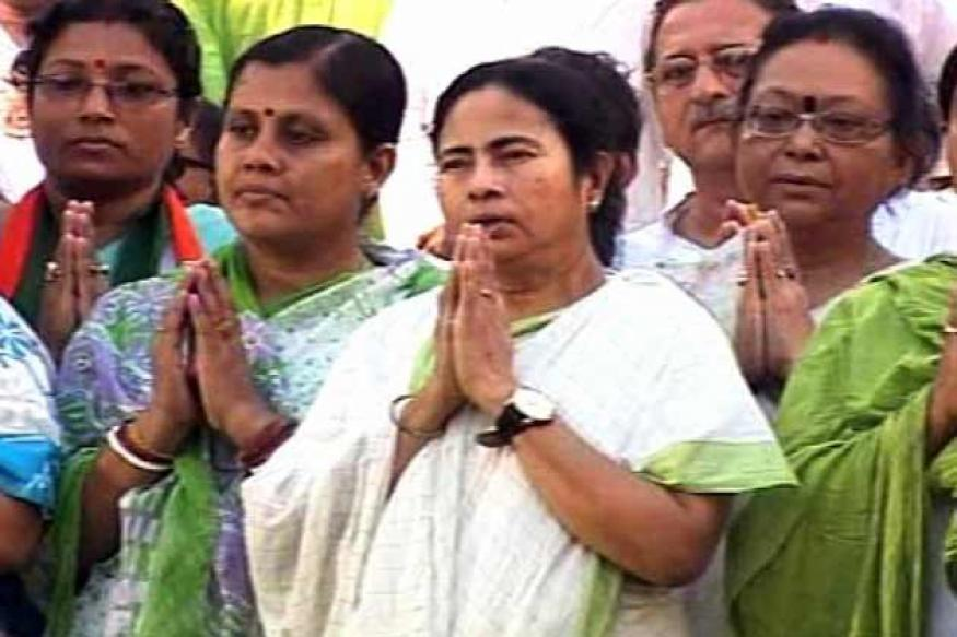 Mamata blames political opponents for derailment