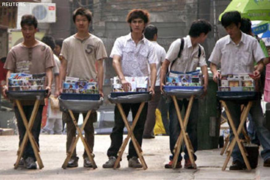 Software piracy declining in China