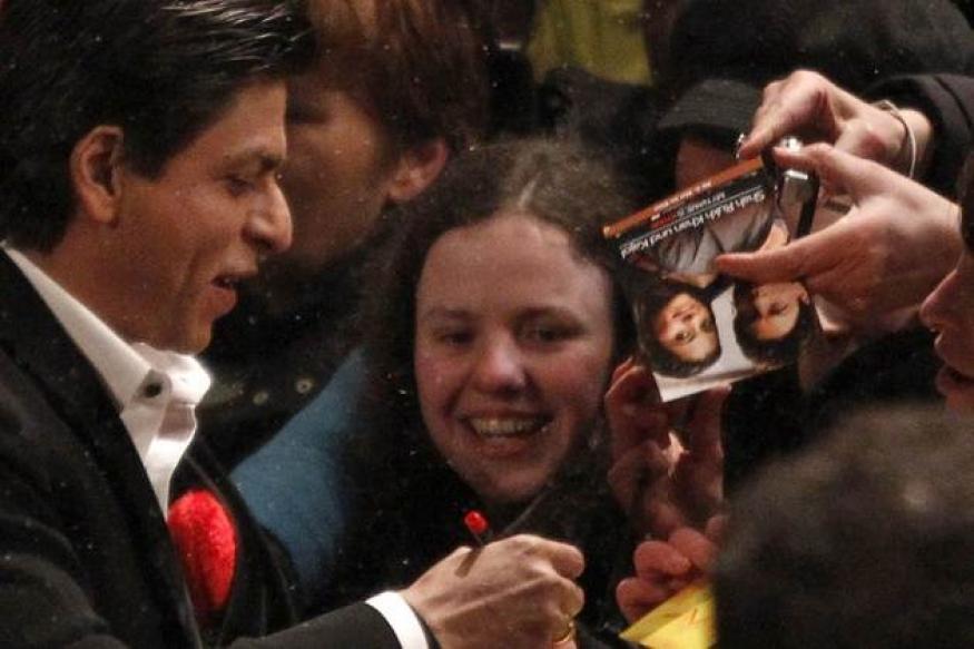 SRK producing TV musical for children