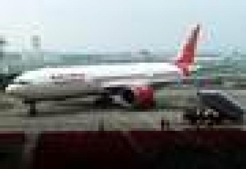 AI plane makes emergency landing at Kochi airport