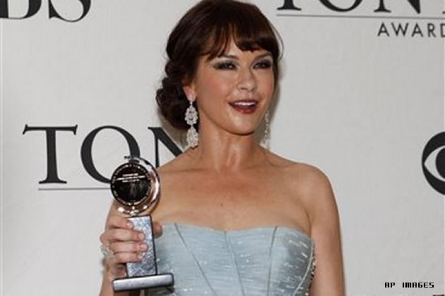Zeta-Jones, Johansson win big at Tony Awards