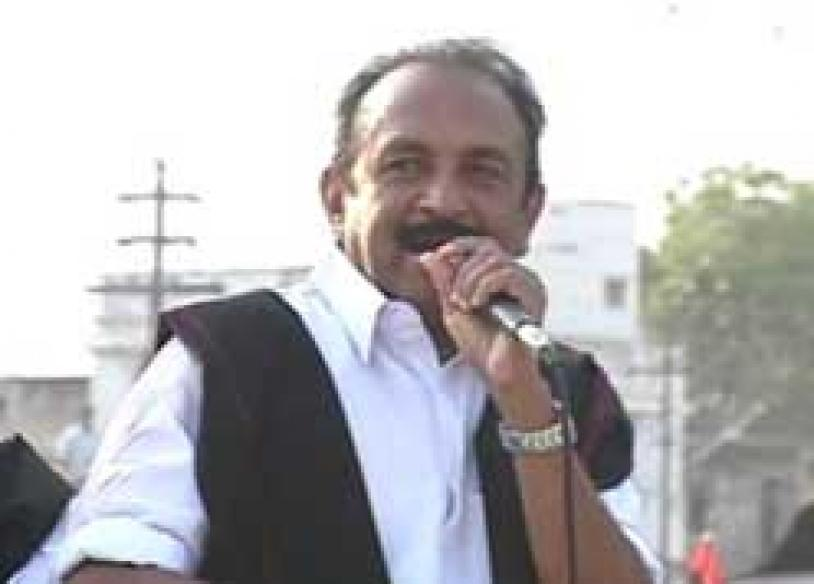 Vaiko detained, protesters slam Rajapaksa's visit