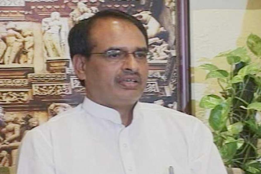 Explain Anderson's exit, MP CM tells Arjun Singh