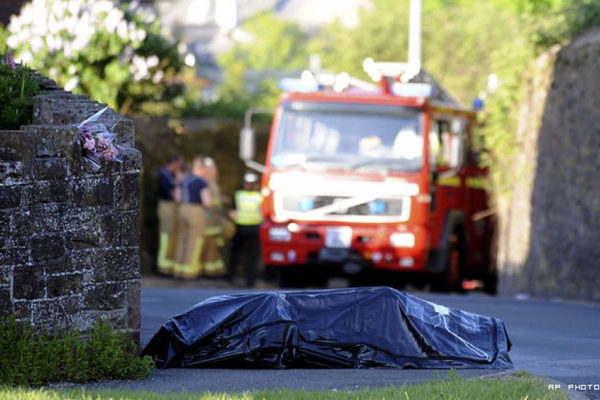 UK man on shooting spree kills 12, injures 25