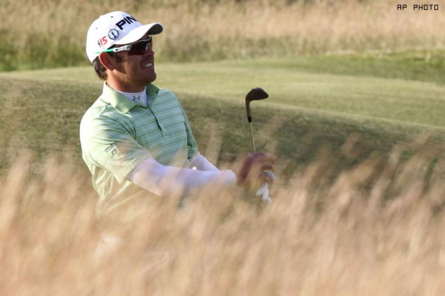 Day of reckoning for Louis Oosthuizen