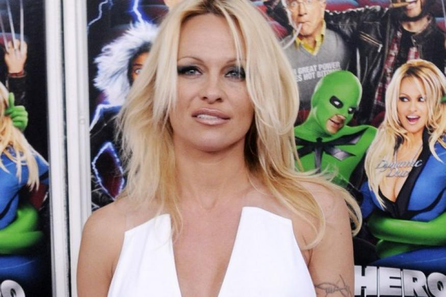 Consider, that Pamela anderson peta ad banned