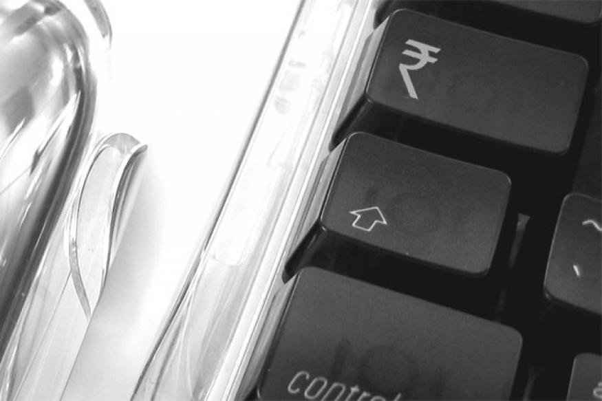 How will you type the new Rupee symbol?