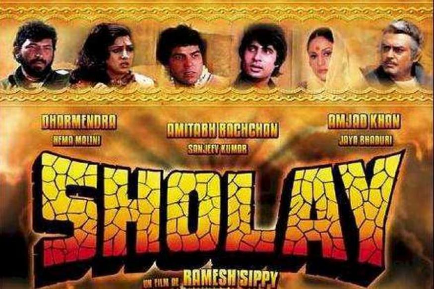 Classic dialogues of 'Sholay'