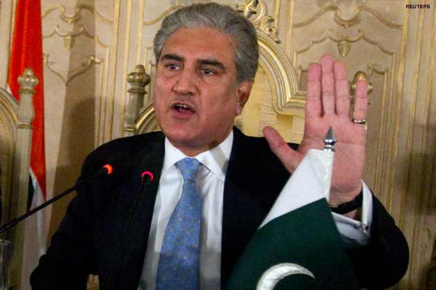 Qureshi to visit India only for 'meaningful' talks
