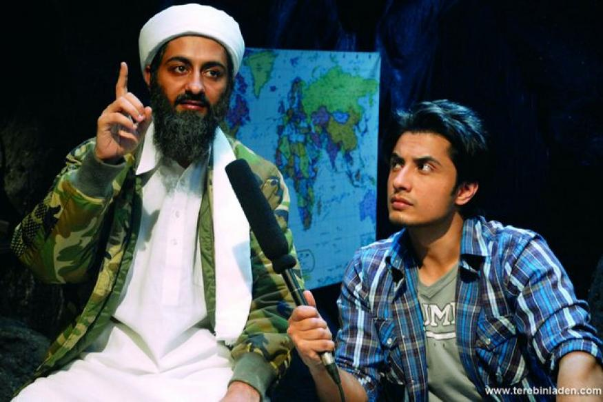 Pakistan bans Bollywood movie 'Tere Bin Laden'